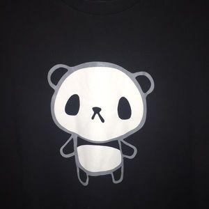 Alstyle M T- Shirt featuring a Panda Bear